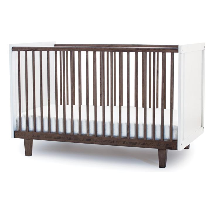 Rhea Crib in Walnut  - The Project Nursery Shop - 2