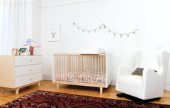 Rhea Crib in Birch - Project Nursery