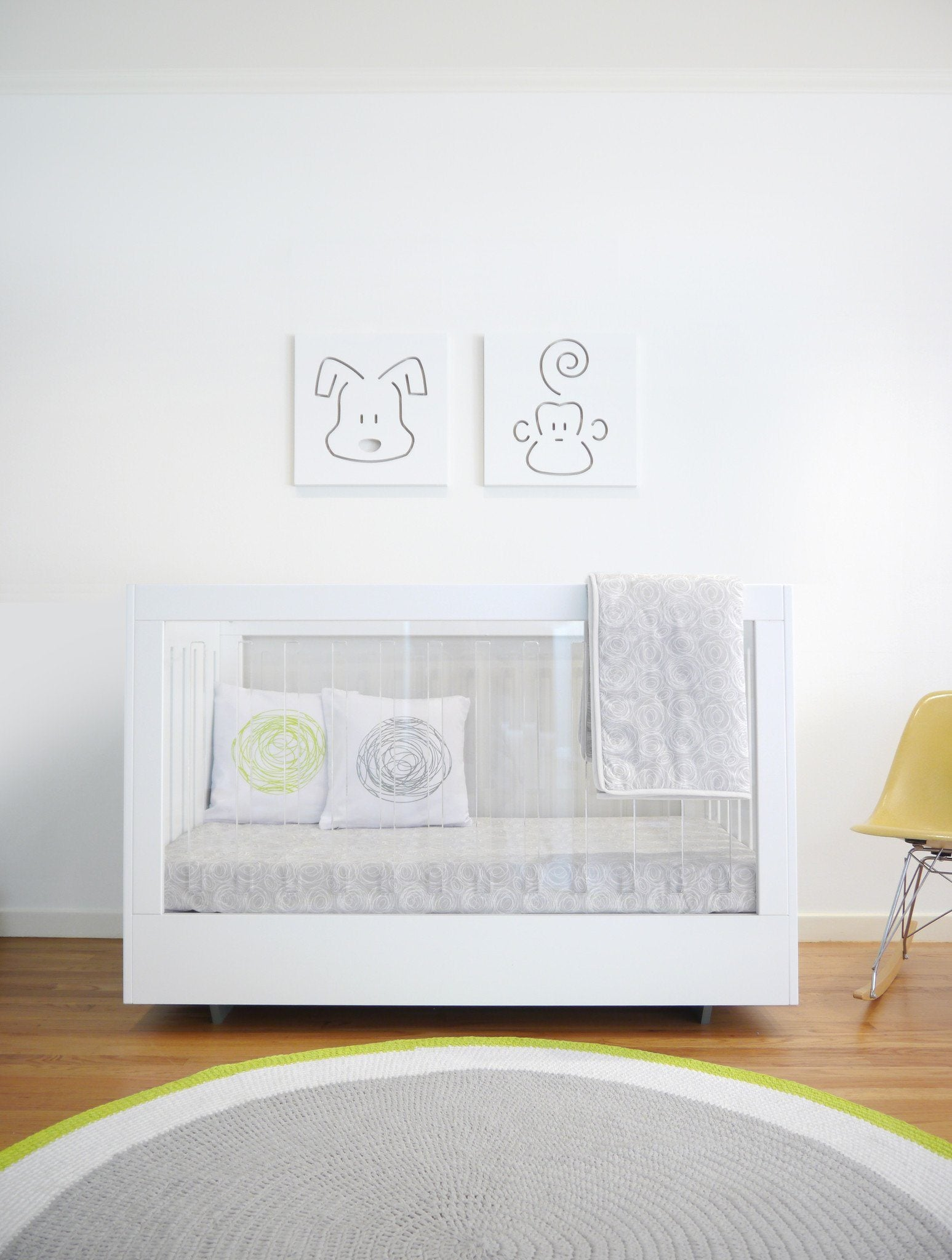 Roh Crib Project Nursery