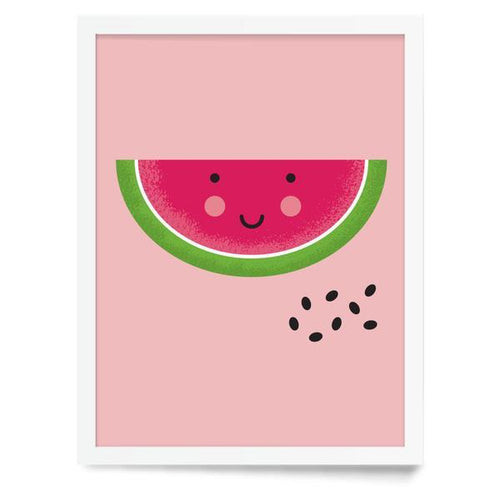 Watermelon Wall Print - Project Nursery