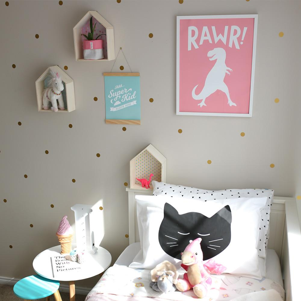 Rawr! Art Print  - The Project Nursery Shop - 4