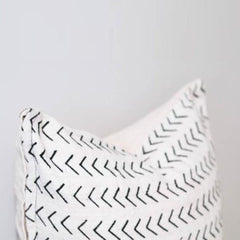 Mud Cloth Pillow Cover - Arrows - Project Nursery