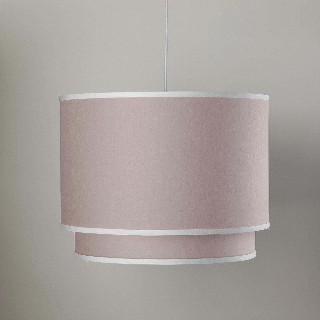 Solid Double Cylinder Blush - The Project Nursery Shop - 6
