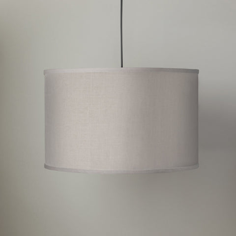 Tin Hanging Lamp in Pink