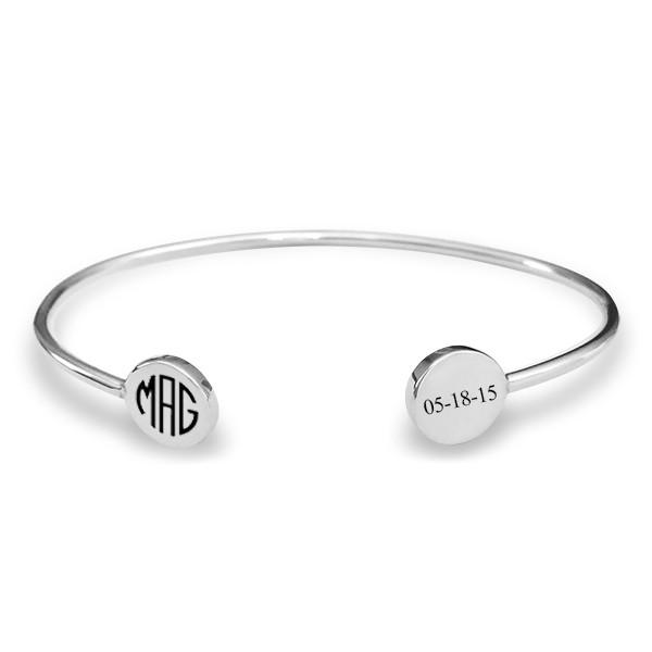 Signet Bangle - Project Nursery