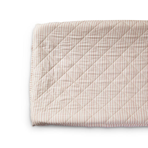 Luxe Organic Cotton Changing Basket Liner - Mustard