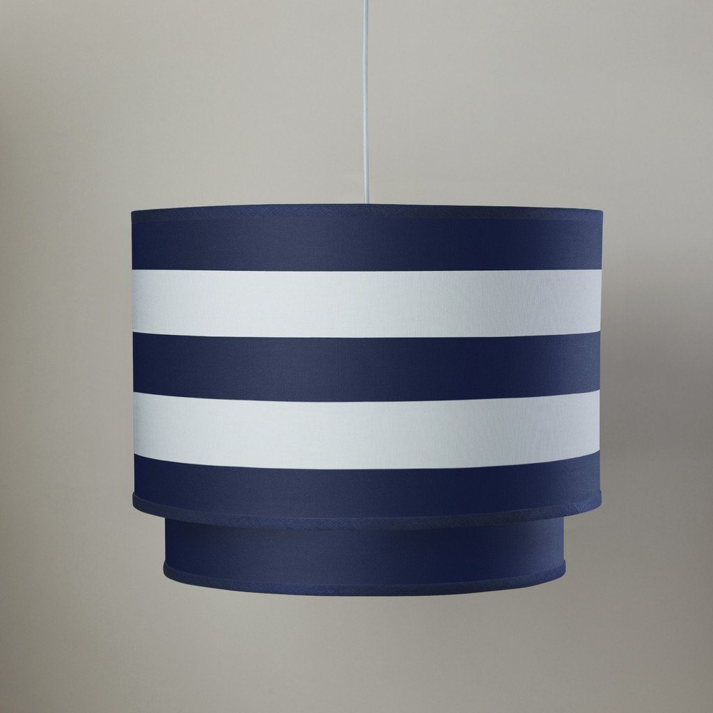 Stripe Double Cylinder Cobalt - The Project Nursery Shop - 3