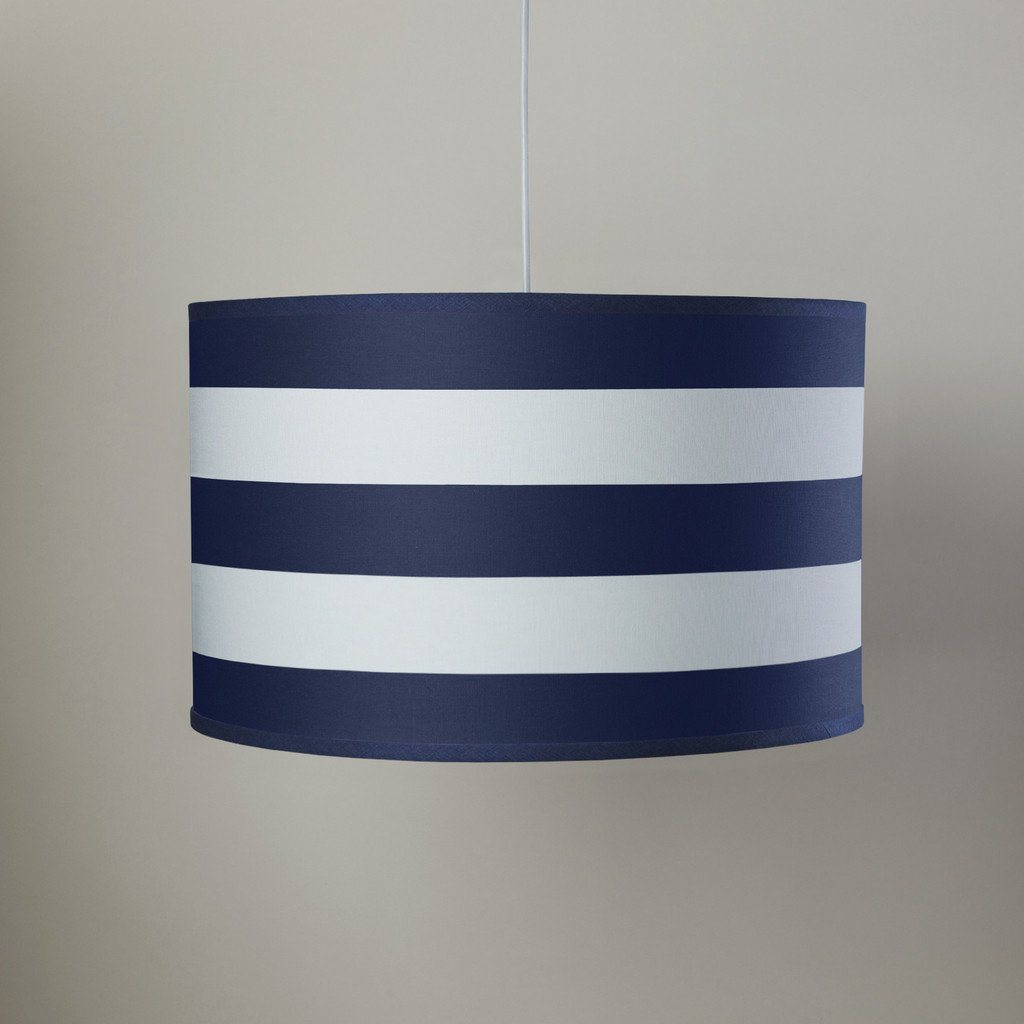 Stripe Large Cylinder Cobalt - The Project Nursery Shop - 3