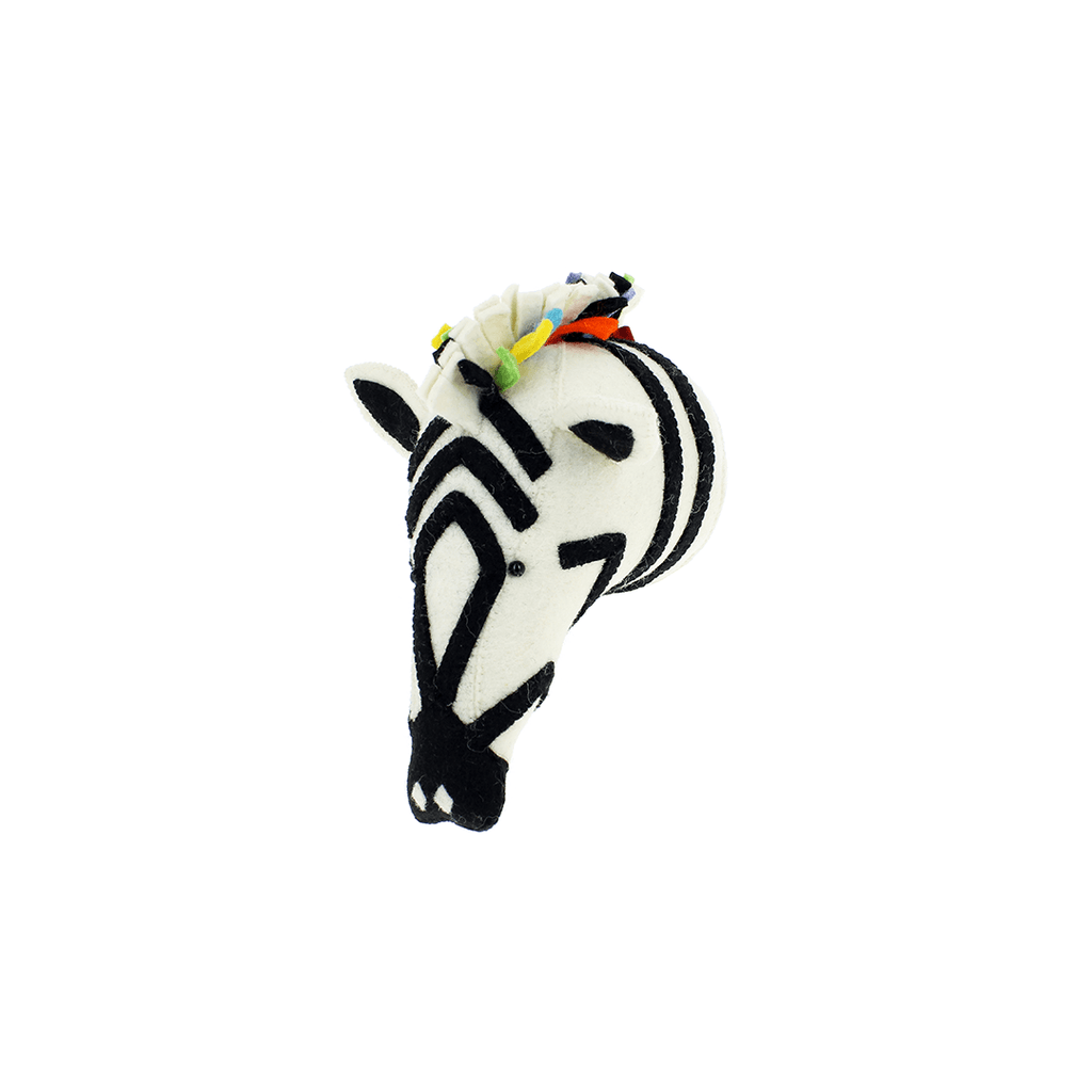 Safari Rock Zebra Semi  - The Project Nursery Shop - 1