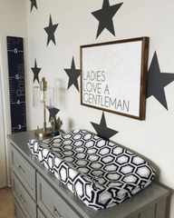 Star Wall Decals - Project Nursery