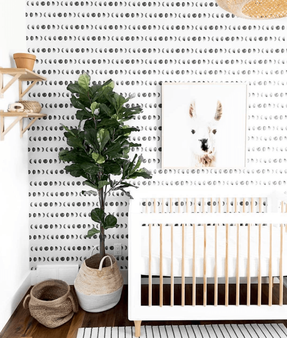 Noah Wallpaper - Project Nursery