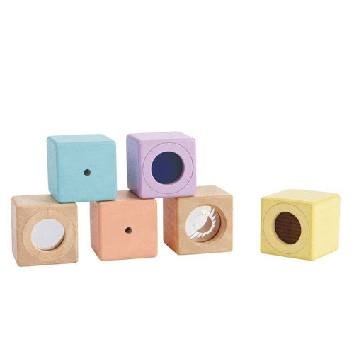 Sensory Blocks - Project Nursery