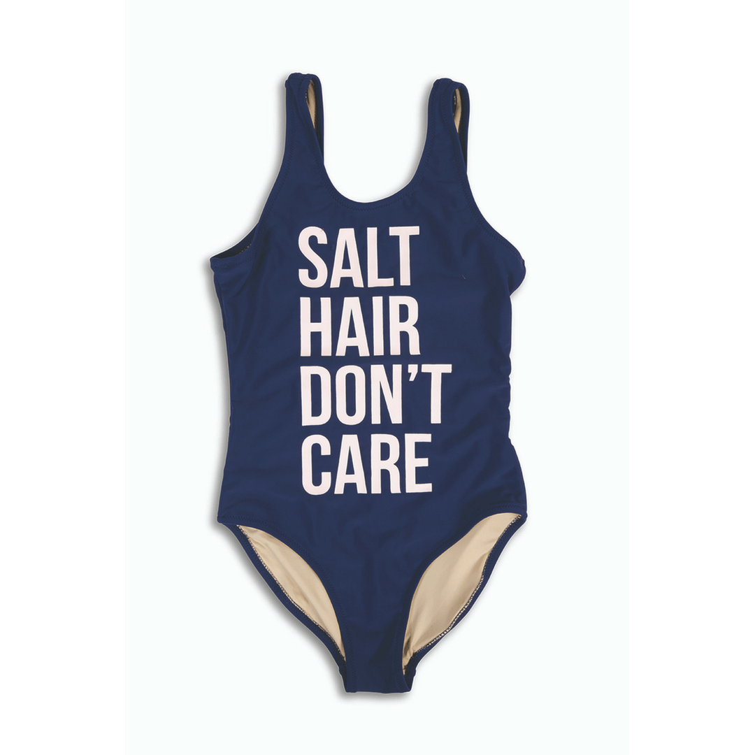 Salt Hair Don't Care Scoop Swimsuit - Project Nursery