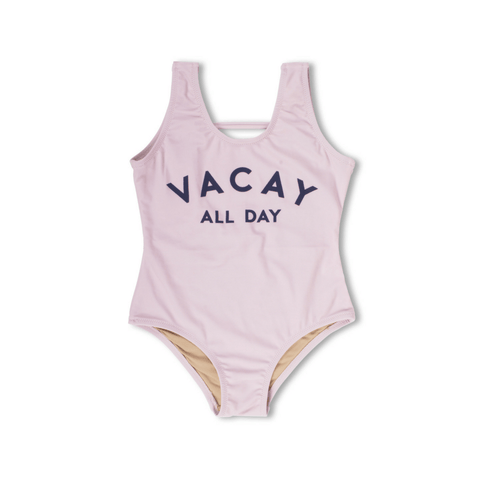 Salt Hair Don't Care Scoop Swimsuit
