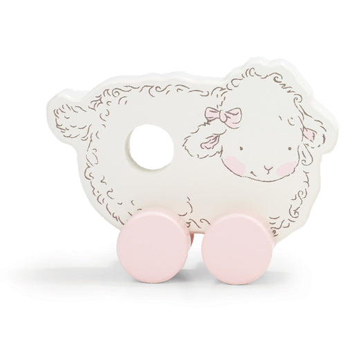 Baa-bs the Sheep Push Toy - Project Nursery
