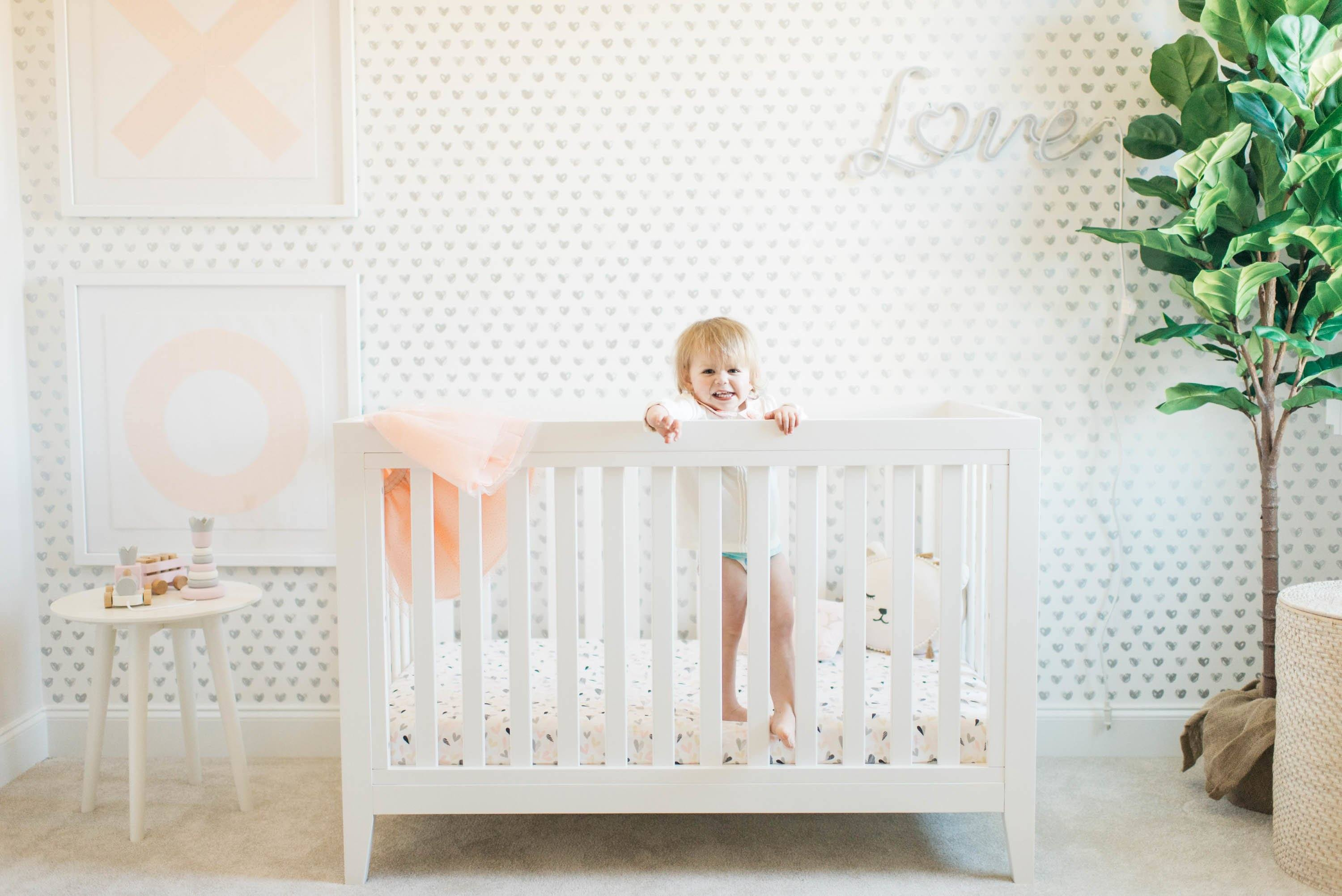 Love Wallpaper \u2013 Project Nursery