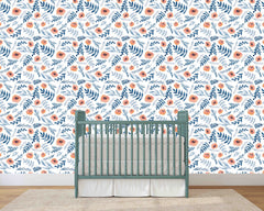 Addie Wallpaper - Project Nursery
