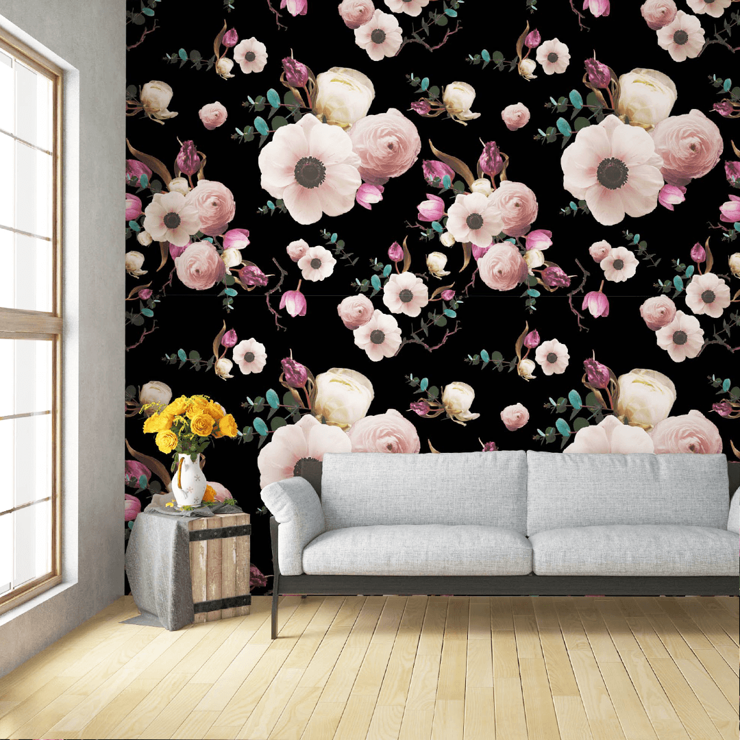 Aurora Wallpaper - Project Nursery