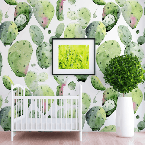 Bird Paradise Wallpaper Mural