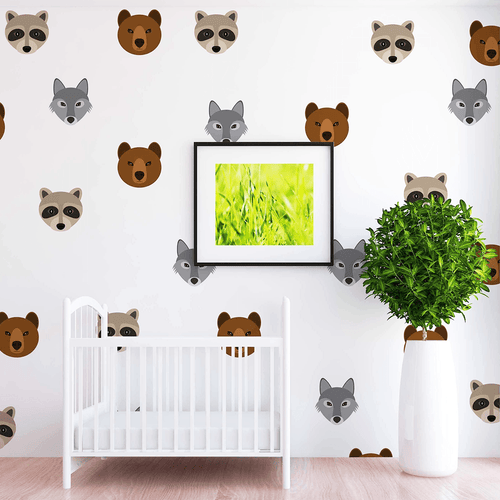 Casper Woodland Wall Decal Set - Project Nursery