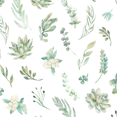Gideon Wallpaper - Project Nursery