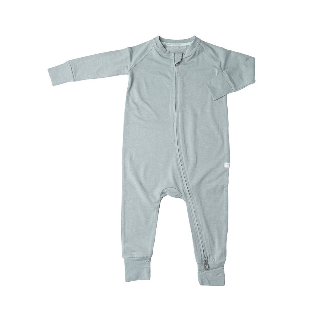 Slate Romper - Project Nursery