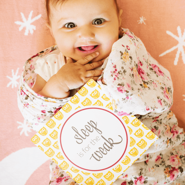 Baby Room Wall Décor Ideas Tips For Careful Parents: Mess-Ups + Milestone Cards