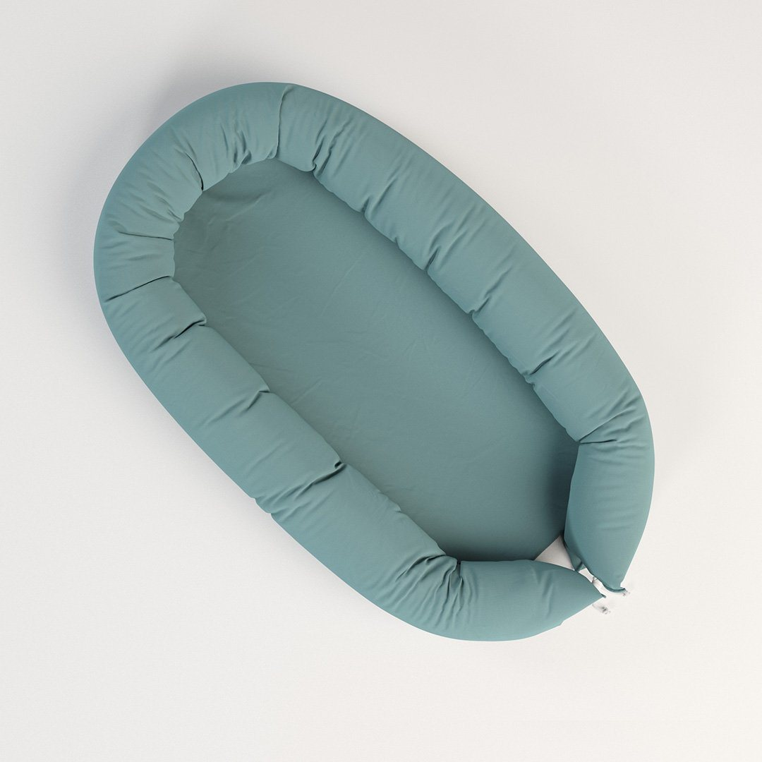 Sleepod Baby Lounger - Winter Blue - Project Nursery