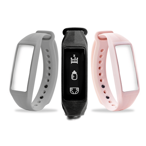 Project Nursery Parent + Baby SmartBand w/ 2 Additional Bands - Project Nursery