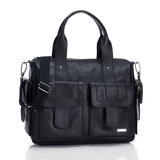 Sofia Diaper Bag Black - The Project Nursery Shop - 8
