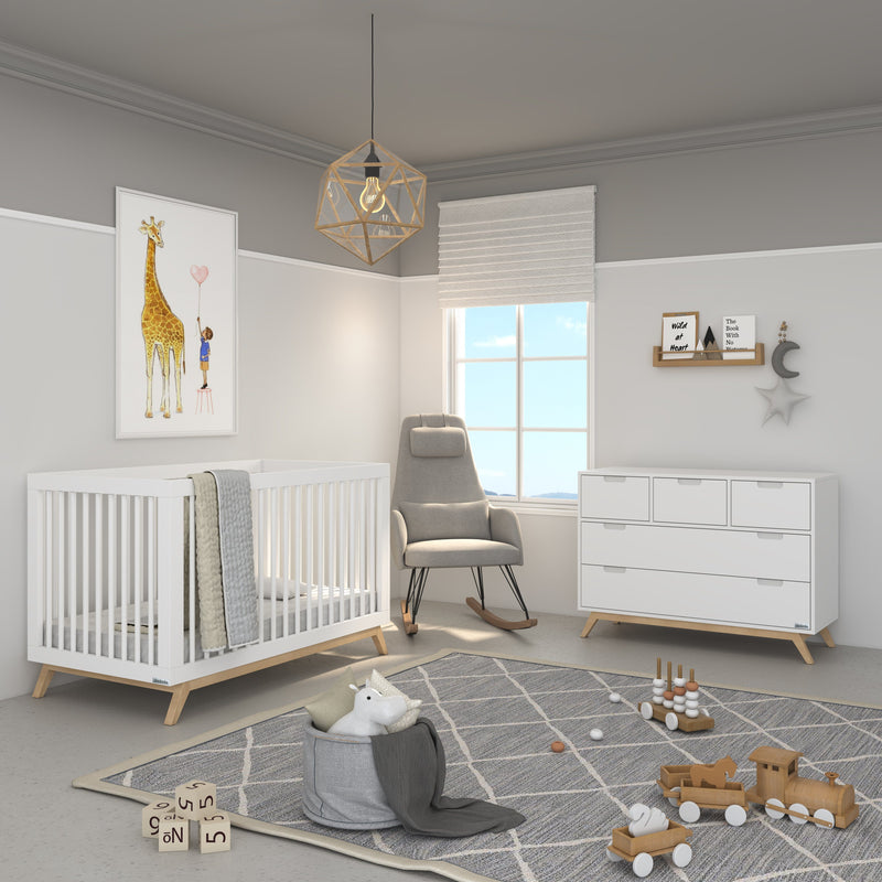 Weeble Rocking Chair - Cloud - Project Nursery