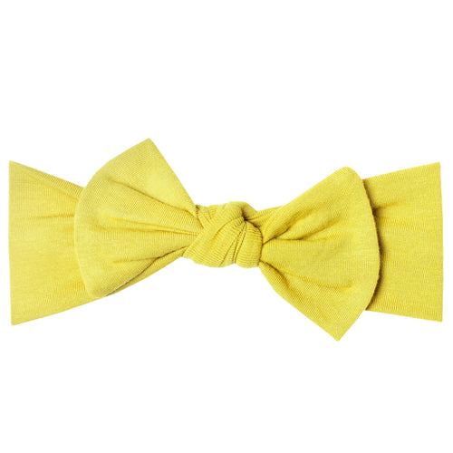 Squirt Knit Headband Bow - Project Nursery