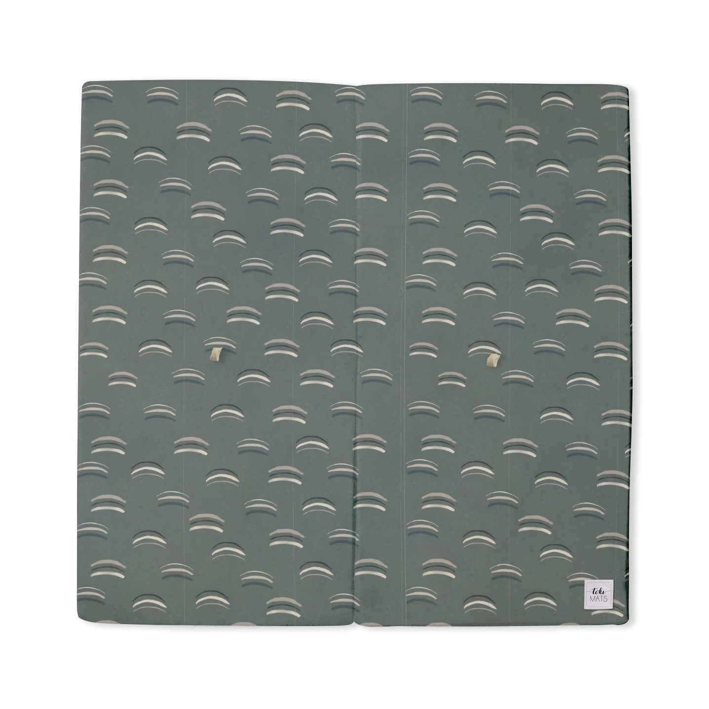 Arches Padded Playmat - Forest - Organic