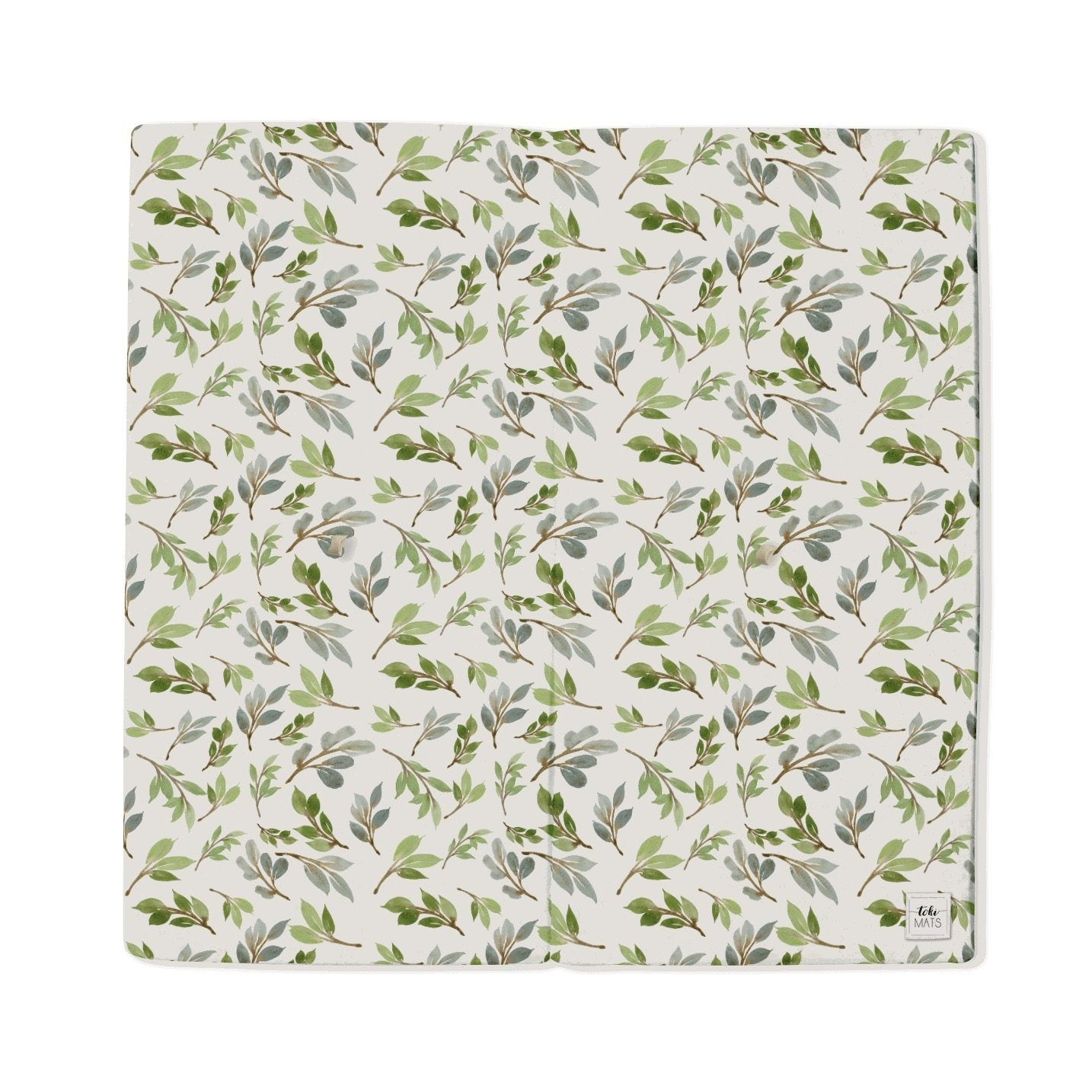 Olive Branch Padded Playmat - Project Nursery