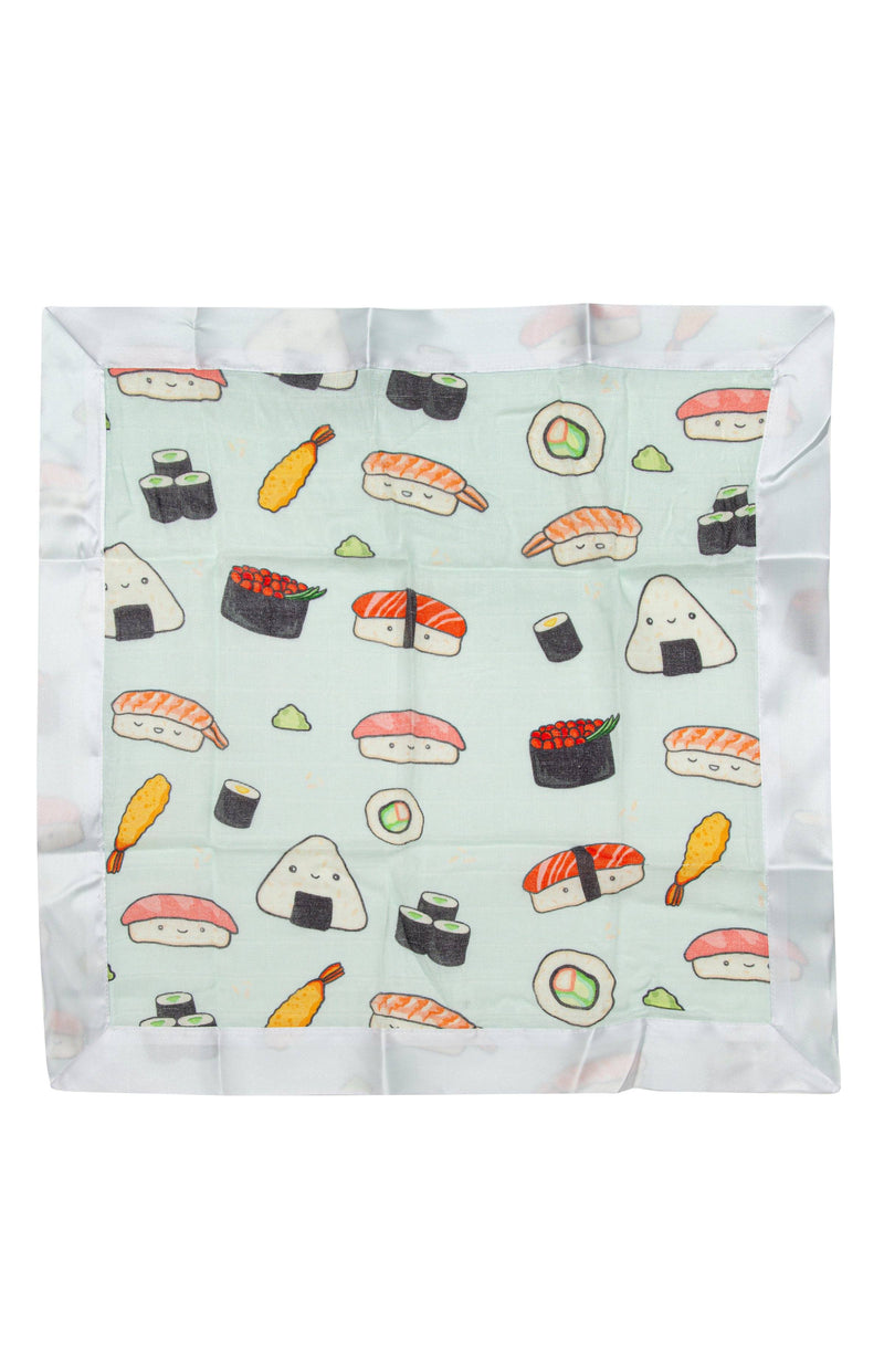 Sushi Security Blanket Set - Project Nursery
