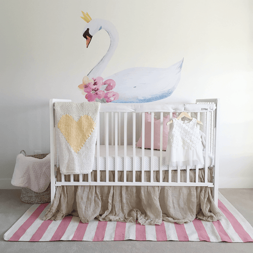 Swan Princess - Project Nursery