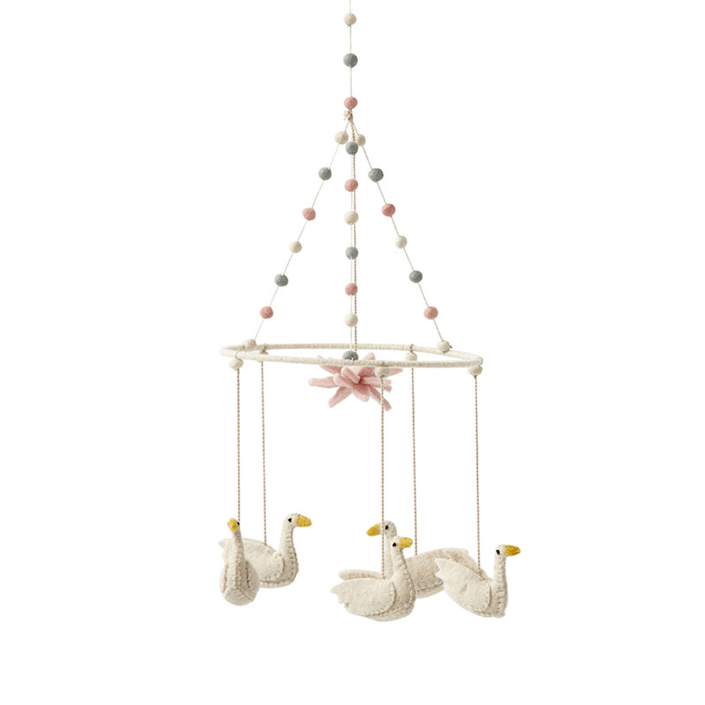 Swan Lake Mobile  - The Project Nursery Shop