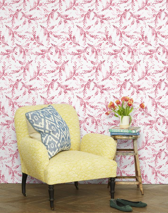 Sweet Caroline Wallpaper - Project Nursery