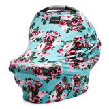 Milk Snob Car Seat Cover Turquoise - The Project Nursery Shop - 1