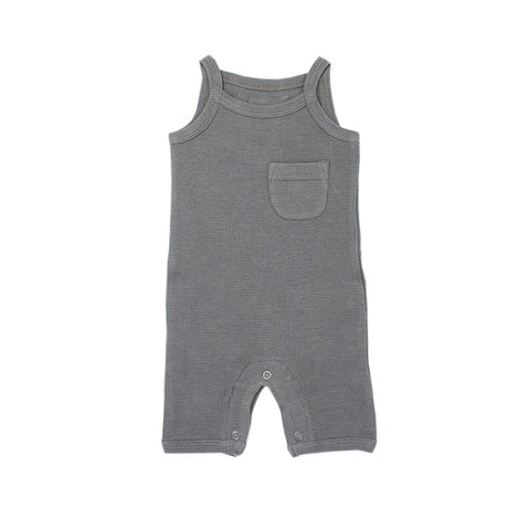 Striped Organic Tank Bodysuit