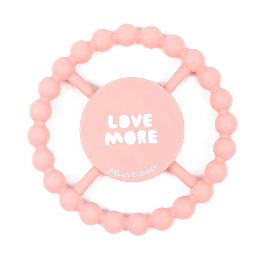 Love More Teether - Project Nursery