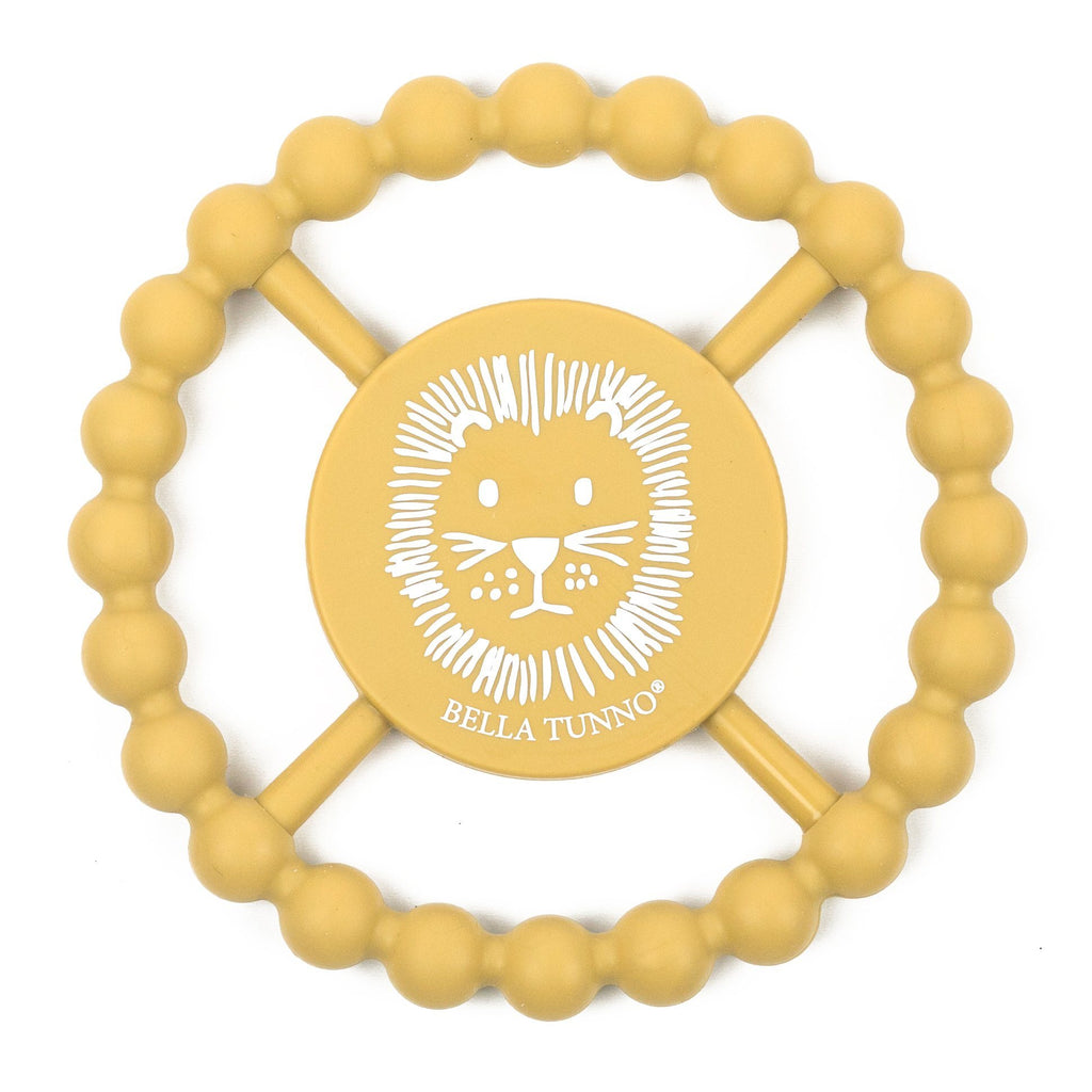Lion Happy Teether - Project Nursery