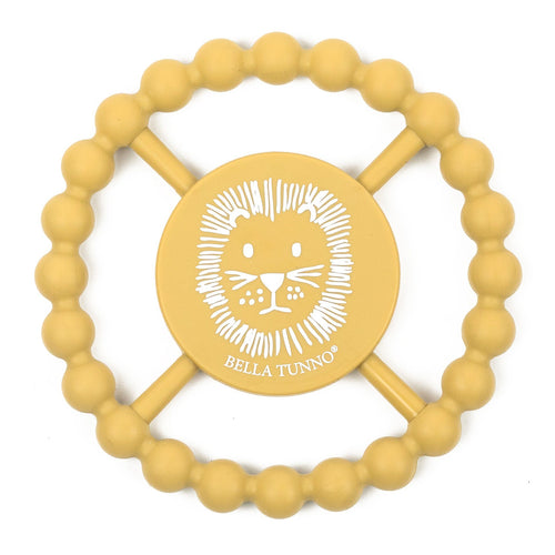 Happy Teether - Lion Teether - Project Nursery