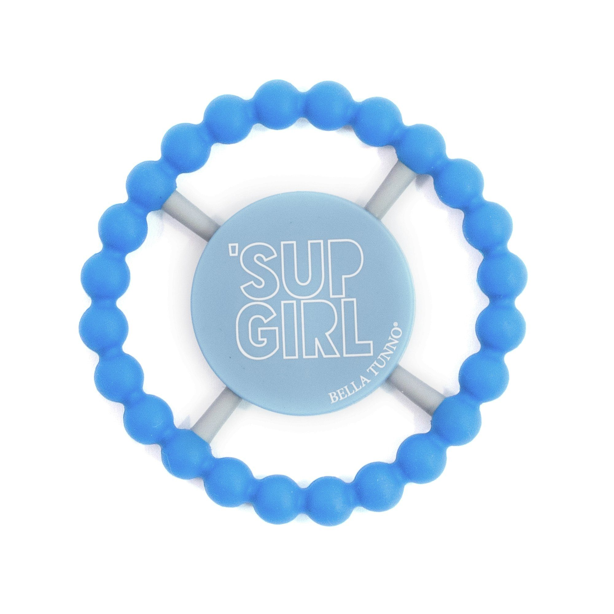 Happy Teether - Sup Girl - Project Nursery