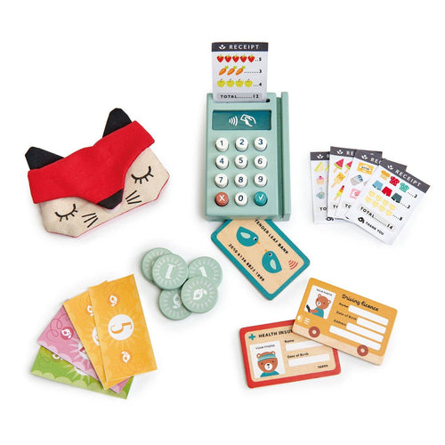Play Pay Pack - Project Nursery