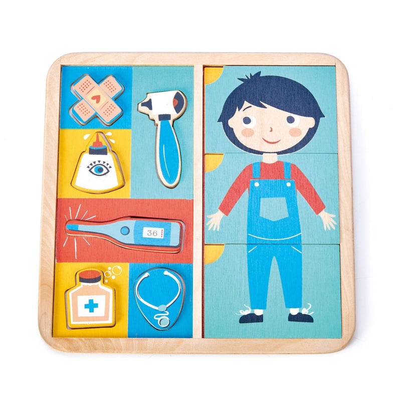 Ouch Puzzle - Project Nursery