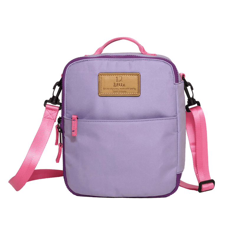 Lilac Adventure Lunch Bag - Project Nursery