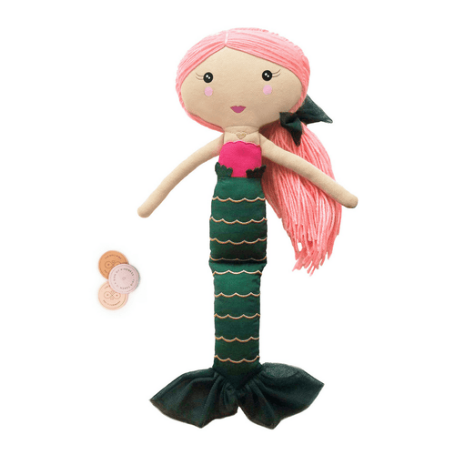 The Shine Mermaid Doll - Project Nursery