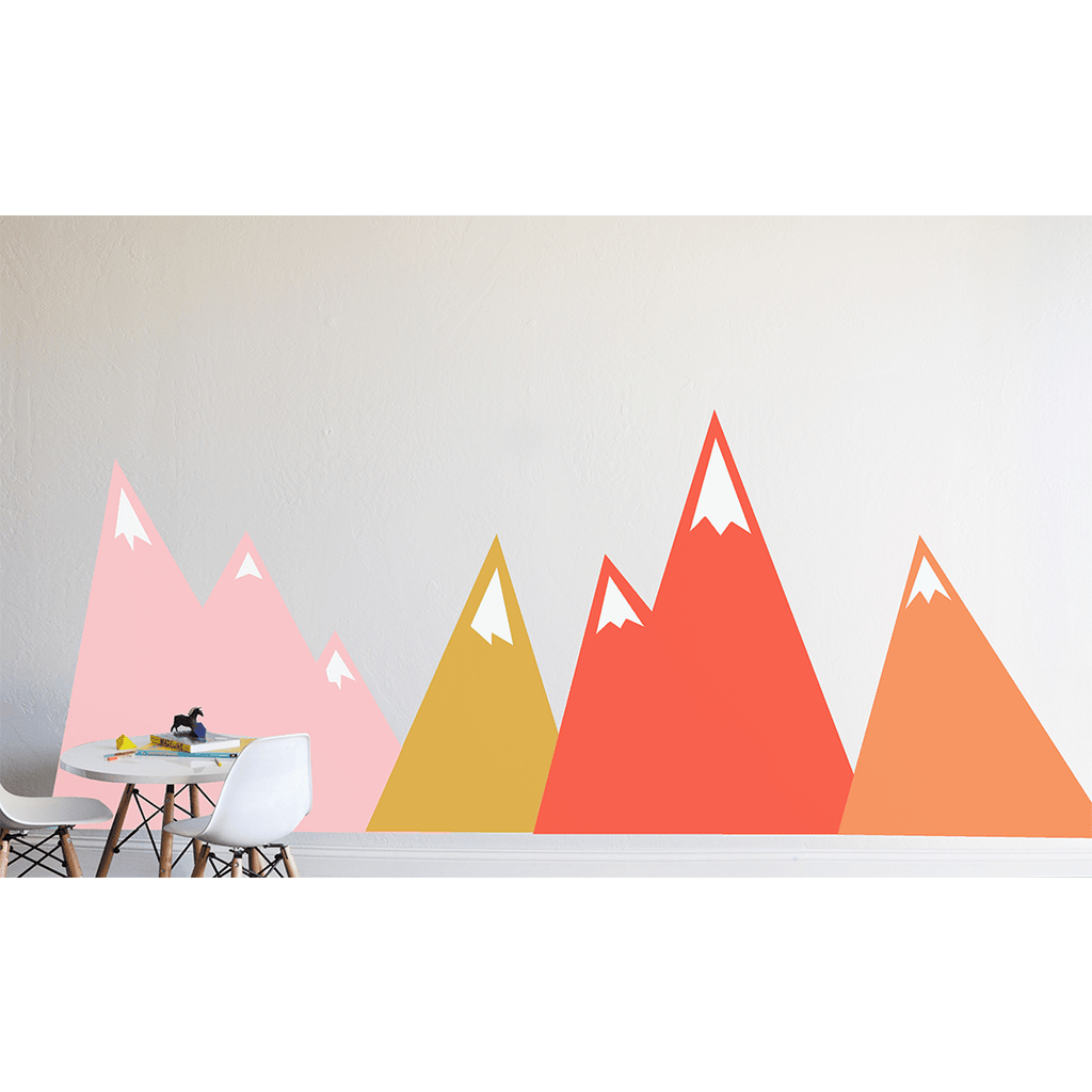 Moving Mountains Wall Decal Shop Project Nursery