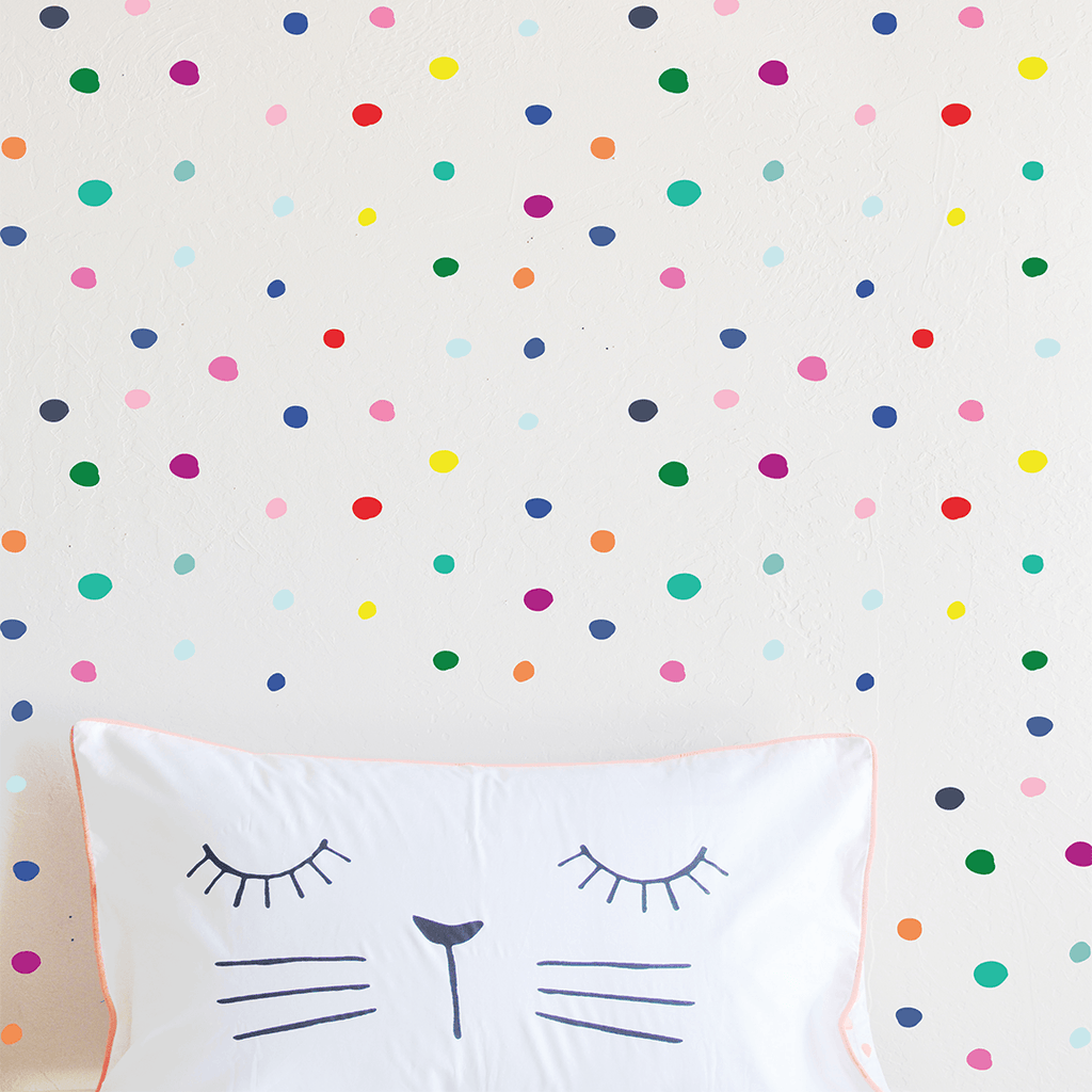Tiny Hand Drawn Dots Playtime - The Project Nursery Shop - 2